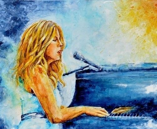Джаз клуб: Ритмы лета | Дайана Кролл (Diana Krall), Гармония мира