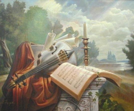 Время классической музыки: Музыка утра, Гармония мира