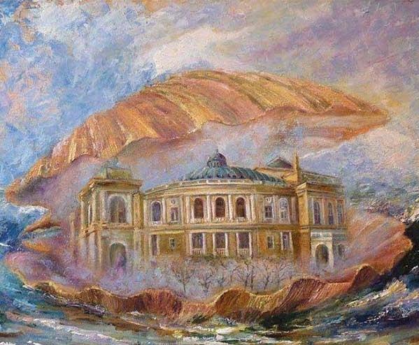 Душа поэта, стихи об Одессе, стихи одесских поэтов, радиостанция Гармония мира