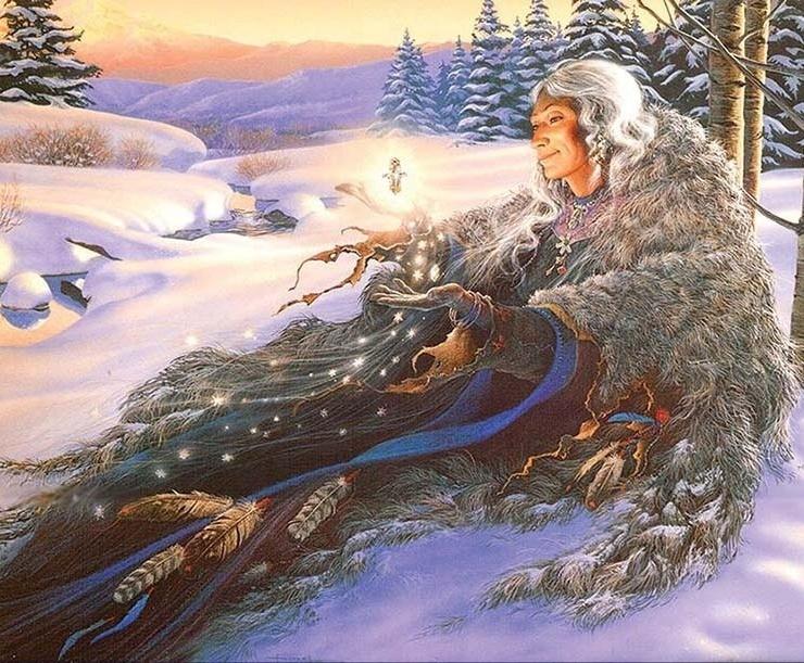 Литературный конкурс «Зимнее волшебство» вторая часть, онлайн радиостанция Гармония мира