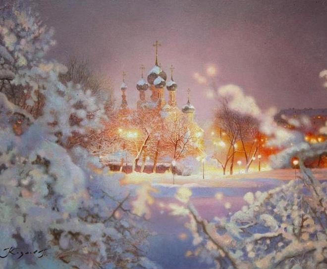 Радиотеатр Гармонии мира, Иван Шмелев Рождество, слушать рассказы про Рождество