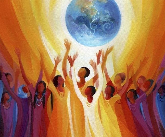 8 марта 2019, Международный женский день, Гармония мира