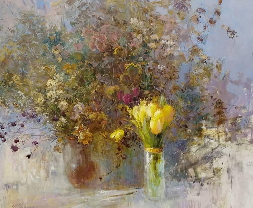 Душа поэта, Гармония мира, поэтический подкаст, весна поэзия