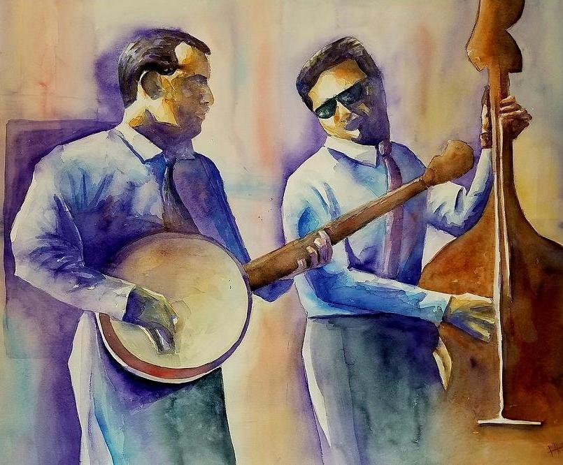 «Джаз клуб»: подкаст про джаз на онлайн-радио «Гармония мира». Речь пойдёт про регтайм («Регтайм для 11 инструментов» Игоря Стравинского), а также музыку Луиса Пабло Симонса (Luiz Simas).