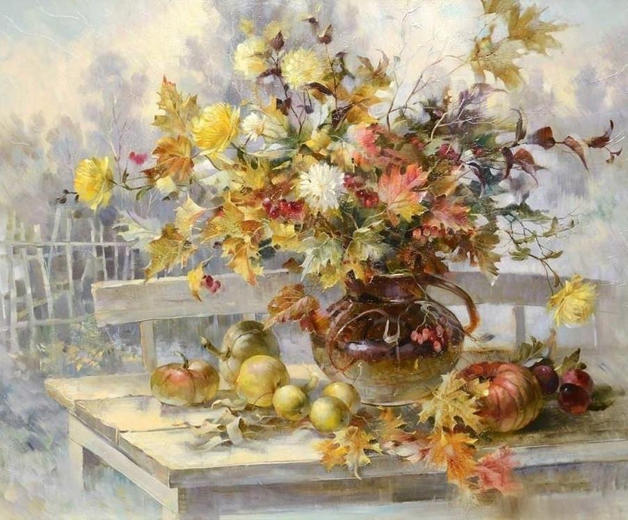 Душа поэта, Предчувствие осени, стихи про осень, осень поэзия, Гармония мира, поэтический подкаст