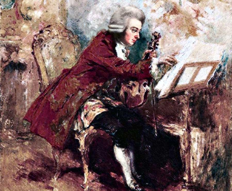 Вольфганг Амадей Моцарт: про окружение и «творческую среду», в которой вырос легендарный композитор — слушайте подкаст «Время классической музыки» на сайте онлайн-радиостанции «Гармония мира»
