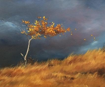 Подкаст «Душа поэта»: поздняя осень в стихах Александра Пушкина и Константина Сергиенко.