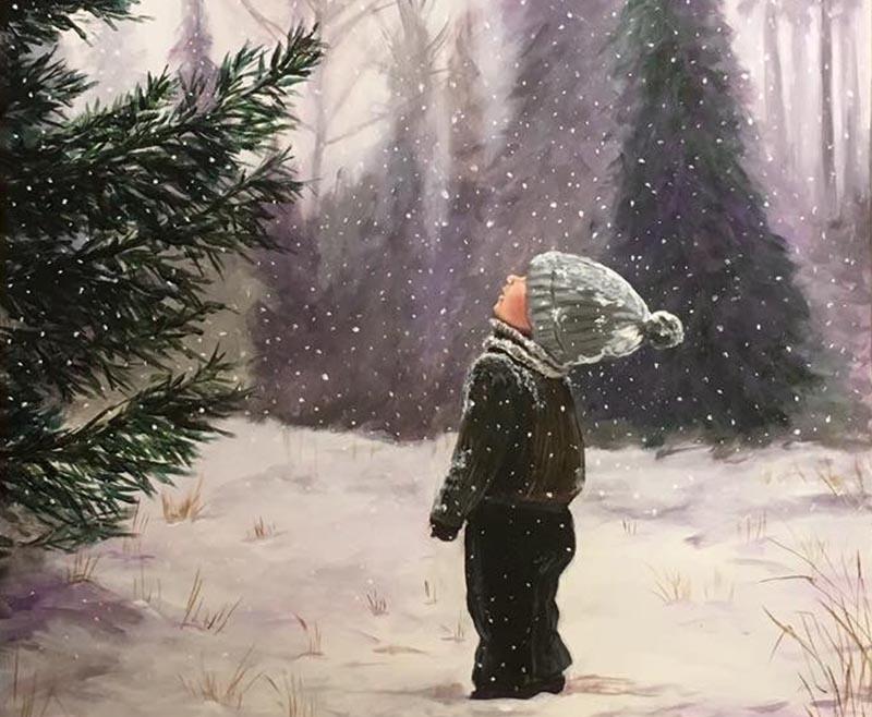 Результаты конкурса «Зимнее волшебство» от «Гармонии мира».